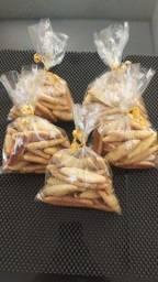 Biscoitos Amanteigado castanha Pará