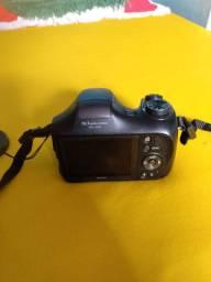 Máquina fotografia e filmadora
