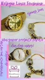Relógios Femininos Lince
