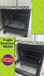 FOGÃO SEMI NOVO
