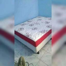 Entrego hoje < cama nova de casal bem macia frete gratis >