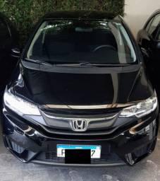 Honda Fit LX CVT (Flex) - Preto 1.5