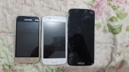 Celulares, J1 mini, Galaxy core plus, Moto g6 play