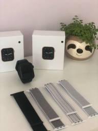 Pulseiras de Nylon Smartwatch 42-44mm