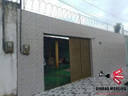 vende casa com 2 quartos no Paracuru-Beach