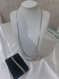 Conjunto de prata
