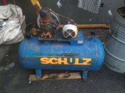 Compressor 10 pés 200 litros
