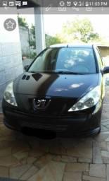 Peugeot 207 1.4 2011 preto