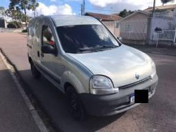 Renault kangoo 2008 completa com porta lateral