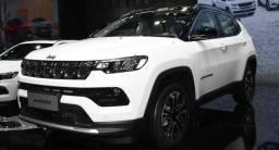 Jeep Compass 1.3 Longitude 80 Anos 2022 Garantia de Fabrica .