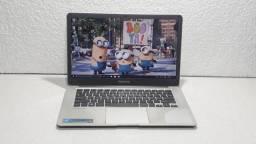 Positivo motion intel Quad Core, webcam, bluetooth, windows 10 , bateria 2hr