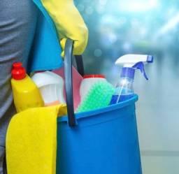Limpeza em casal