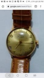 Vendo relógio Roice automático 16 roubes funcionando perfeitamente  antiguidade