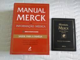 Manual Merck De Informação Médica Saúde Para A Família novo.