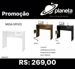 Mesa Office MONTAGEM e ENTREGA GRÁTIS