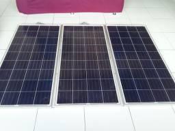 Vende-se três Paineis Solares