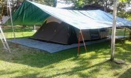 Cobertura para Barraca de Camping Quechua T6.2 XL Air e outras