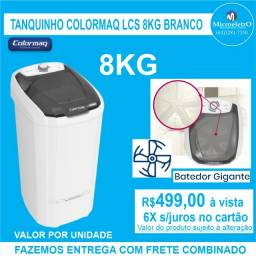 Tanquinho Colormaq LCS 8kg Branco