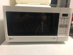 Microondas LG usado