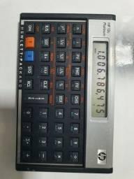 Calculadora Financeira - HP 12C Platinum