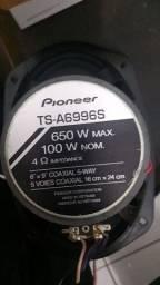 Triaxial 650 wats