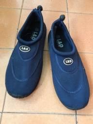 Sapato aquático R$60 Tamanho 40