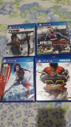 Jogos PS4 (TROCA)