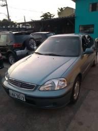 Honda Civic EX Automático 2000/2000