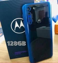 Motorola one fusion 128gb. Uma semana de uso só