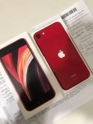 iPhone SE 2° geração 2020 C/ garantia Apple