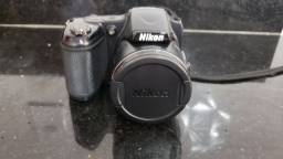 Câmera NIKON L820