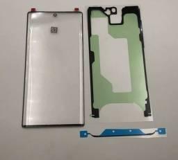 Vidro frontal s/touch para Samsung Note 10plus