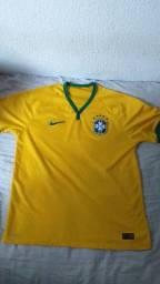 Título do anúncio: Camisa do Brasil original