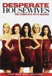 DVD 1° A 8° Temporada Serie Desperate Housewives