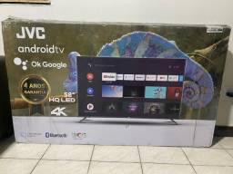 Vendo Tv Smart Na caixa