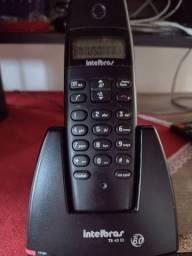 Aparelho de telefone fixo da Intelbras