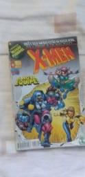 X-Men 1ª Série - n° 129 - Editora Abril