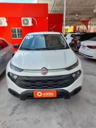 Fiat Toro Endurance ano 2020 - IPVA 2021 PAGO