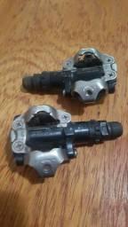 pedal clip shimano M520