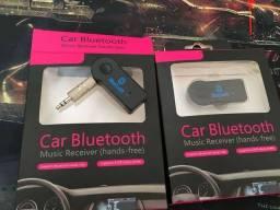 Adaptador Receptor De Música <br>Via Bluetooth Áudio Stereo P2(entrega grátis)