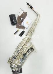 Sax alto Eagle Sax510s Profissional NOVO