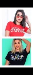T-shirts NOVAS