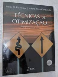 Livro Técnicas De Otimização1ª Edição