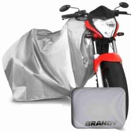 Título do anúncio: Capa protetora para Moto super compacta - 100% impermeável