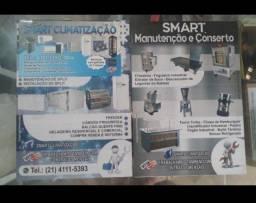 Mecânico de refrigeração, Geladeira, Frezer, Eletricista