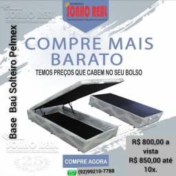 Oferta Pelmex de Box baú Solteiro