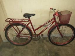 Vende-se bicicleta zerada aro 26 só pega e andar