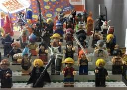 Lego One Piece por R$15 cada personagem. 100% novo - lacrado!