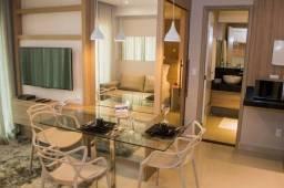 Premium Flat - Ponta Negra - 2q - 60m²