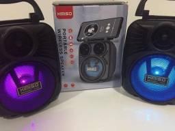 Mini caixinha de som bluetooth